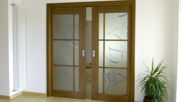 Leso porte - Porte in legno